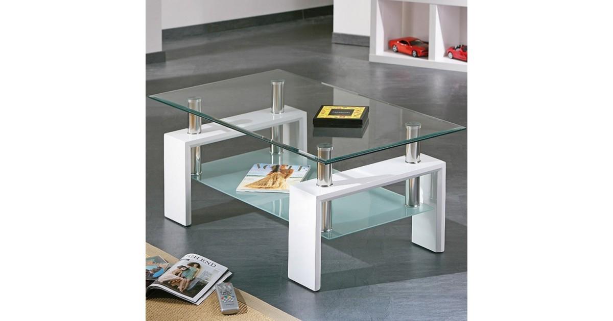 Tavolino da Salotto Light Bianco