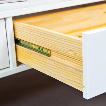 Tavolino da salotto Lavanda grande - bianco - dettaglio 4