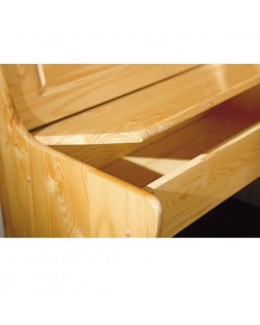 vano cassapanca Set Holiday legno naturale  in stile provenzale