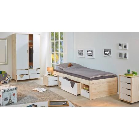 Camera da letto completa jammy for Costo camera da letto completa
