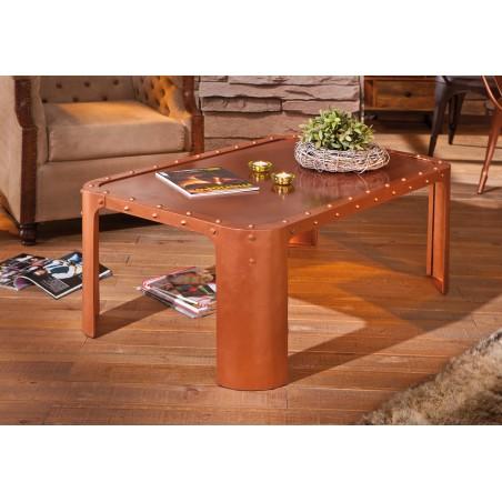 Tavolino Copper Rame in metallo