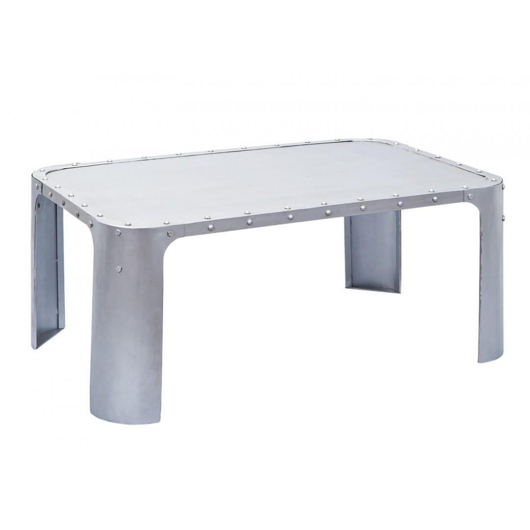 Tavolino Copper Argento