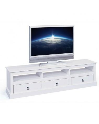 Mobile Porta TV Lavanda 2 - bianco 1